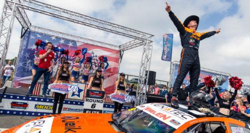 Gianmarco Ercoli conquista la sua prima vittoria in ELITE 1 a Brands Hatch