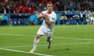 LA SVIZZERA METTE A TACERE  LA SERBIA CON UN 2-0