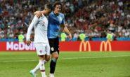 GRANDIOSA IMPRESA DELL'URUGUAY BATTE IL PORTOGALLO PER 2- 1