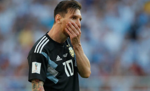ARGENTINA ISLANDA FINISCE 1-1