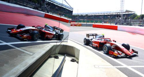 Punti e prima fila partono per Nyck De Vries in Gara 2