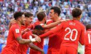INGHILTERRA VA ALLE SEMIFINALI BATTE LA SVEZIA CON UN 2-0