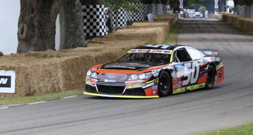 Euro NASCAR torna a Goodwood questo fine settimana