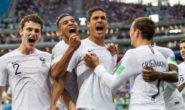 FRANCIA NON DELUDE PASSA ALLE SEMIFINALI CON UN 2-0