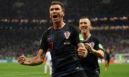 LA CROAZIA SEGNA LA STORIA  GIOCHERA' LA FINALE MONDIALE RUSSIA 2018