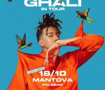 """ANNUNCIATA LA DATA ZERO DI """"GHALI IN TOUR"""""""