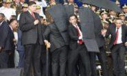 DRONI ESPLOSIVI ATTENTATO AL PRESIDENTE MADURO