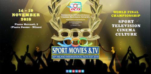 """TUTTO RONALDO MINUTO PER MINUTO A """"SPORT MOVIES & TV 2018″ (14-19 NOVEMBRE)"""