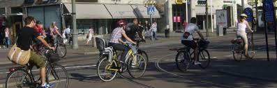 Un nuovo percorso ciclabile in centro città