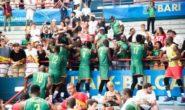 Mondiali 2018: al PalaFlorio si fa sentire la voce dei tifosi del Camerun