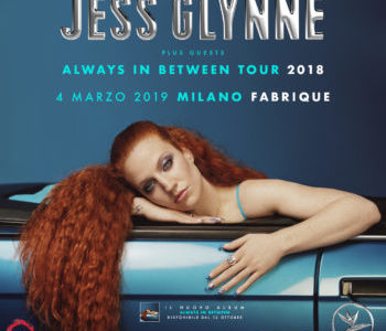 JESS GLYNNE  04 MARZO 2019  FABRIQUE – MILANO