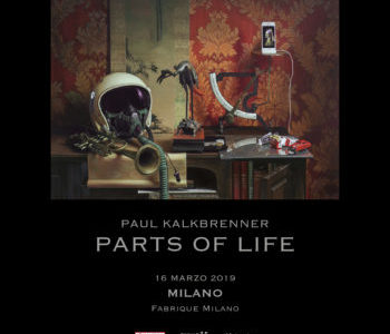 PAUL KALKBRENNER:  PARTS OF LIFE TOUR