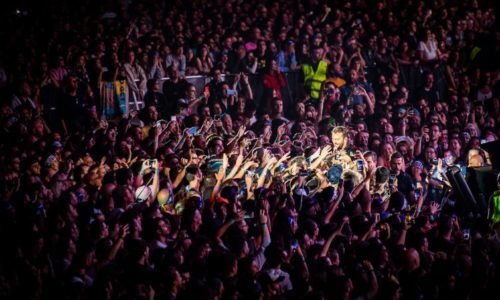 """POWER OF LIVE""  RICERCA GLOBALE DI LIVE NATION RIVELA CHE LA MUSICA LIVE  E' L'ESPERIENZA UMANA PIU' FORTE: SUPERATI DIGITAL, VIDEO GAME E SESSO"