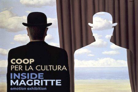 Apre Inside Magritte, un viaggio multimediale tra reale e immaginario