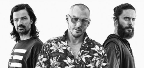 THIRTY SECONDS TO MARS LE NUOVE DATE ITALIANE