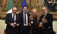 """Presentato a Palazzo Chigi il libro """"Il Miracolo Volley"""" di Enzo D'Arcangelo"""