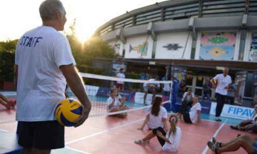 Volley S3 e Sitting Volley, insieme per i 100 anni del volley a Ravenna