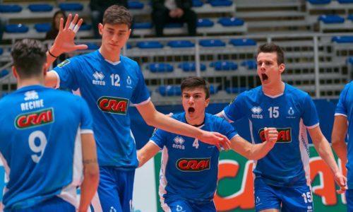Serie A2 Credem Banca: il Club Italia Crai impegnato a Castellana Grotte nell'anticipo della quinta giornata