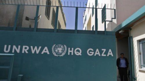 TRE CARABINIERI ITALIANI RIFUGIATI NELLA SEDE ONU A GAZA