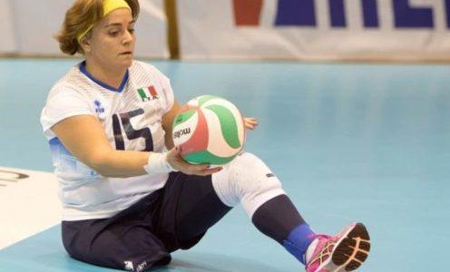 L'emozione di Alessandra Vitale, nominata ambasciatrice dello Sport Paralimpico