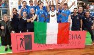 L'A.M. Club Italia Crai Roma conquista la vittoria al Cornacchia World Cup
