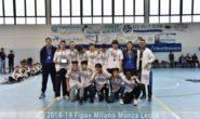 Powervolley Revivre vince il Campionato Territoriale U13 Maschile
