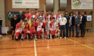ASD Pallavolo Gorle (femminile) e ASD Pallavolo Gonzaga Giovani (maschile) vincono la Coppa Lombardia