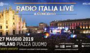 RADIO ITALIA LIVE CONCERTO 2019
