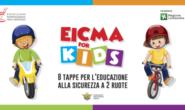 EICMA FOR KIDS LA PASSIONE PER LE DUE RUOTE INVADE LE PIAZZE DELLA LOMBARDIA
