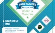 Domenica l'assegnazione dei titoli regionali U14 femminile e maschile