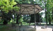 Verde Riqualificato il Gazebo della musica dei Giardini Indro Montanelli