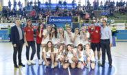 Progetto Visette Orago si conferma Campione Territoriale U13 F