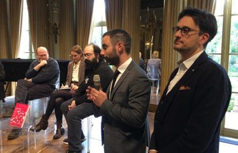 Lucca Crea srl e Lucca Comics & Games Portano l'arte italiana del fumetto in mostra nel mondo e promuovono la città