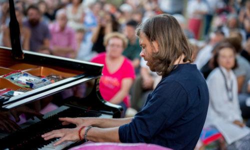 PIANO CITY MILANO ALLA REGGIA DI MONZA