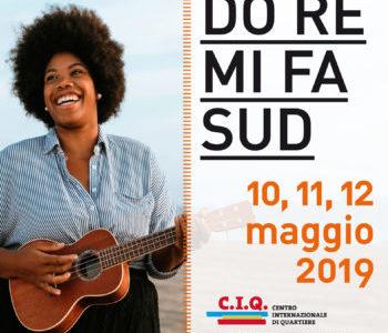 DAL 10 AL 12 MAGGIO AL C.I.Q TORNA DOREMIFASUD,  IL FESTIVAL MUSICALE CHE PREMIA L'ECCELLENZA DEL SUD DEL MONDO