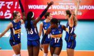 Volleyball Nations League: quarto successo azzurro, 3-1 alla Rep. Dominicana