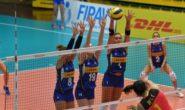 Nazionale Seniores Femminile: le azzurre di Mazzanti bissano il successo contro la Cina U23