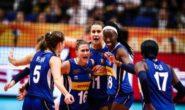 Volleyball Nations League Maschile: domani l'esordio dell'Italia contro l'Iran