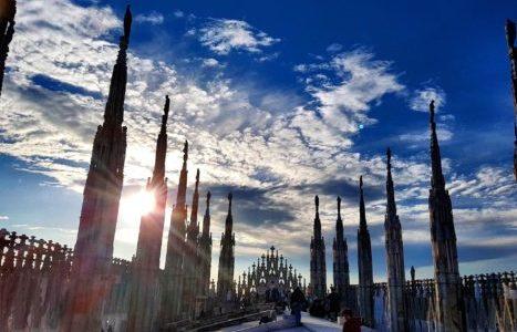 Terrazze del Duomo, aperte da Giugno a Settembre fino alle 20.30