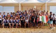 Campionato Italiano di Beach Volley per Società: Scudetto maschile e femminile alla Beach Volley Training Torino