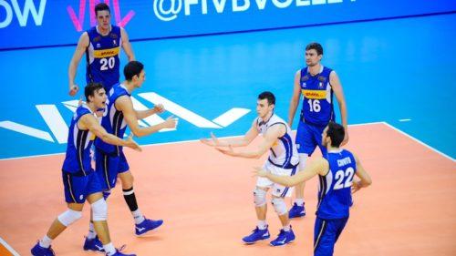 Volleyball Nations League: l'Italia apre il terzo round con una vittoria per 3-1 sul Giappone