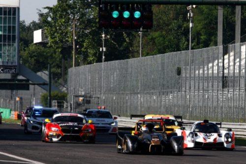 Podio per Bellarosa-Belotti nella 2 Ore ECC al Monza Eni Circuit