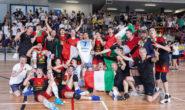 FNG Crai U18 maschile: Treviso campione d'Italia