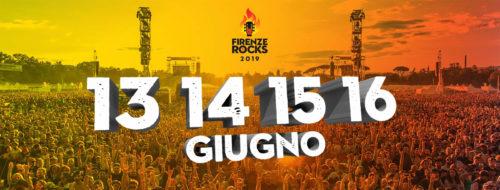 AL VIA FIRENZE ROCKS    ATTESI I TOOL CON L'UNICA DATA ITALIANA