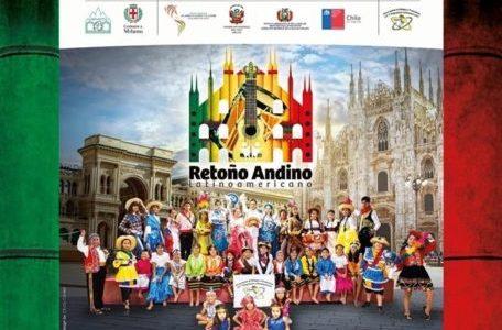 Il 16 giugno sono di scena i piccoli artisti del Retoño Andino Latinoamericano
