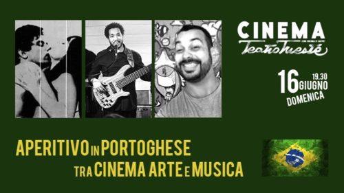 Al Cinema Teatro Trieste una serata culturale brasiliana: arte, cinema e  bossanova  per un aperitivo in lingua portoghese