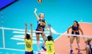 Volleyball Nations League: le azzurre cedono al Brasile 3-0