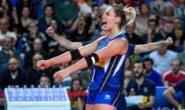 Volleyball Nations League: la Cina supera in rimonta l'Italia 3-2