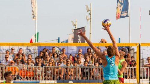 Campionato Italiano Assoluto: spettacolo nel main draw sulla sabbia di Milano. Domani le finali
