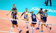 Volleyball Nations League: rimonta vincente delle azzurre, 3-2 alla Turchia